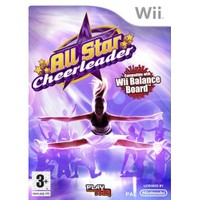 Wii All Star Cheer Leading