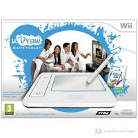 Wii Udraw Game Tablet+Udraw Studio