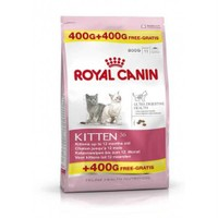 Royal Canin Kitten Yavru Kedi Maması 400 + 400Gr