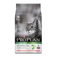 Pro Plan Sterilised Somon Ton Kısırlaştırılmış Kedi Maması 3Kg