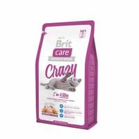 Brit Care Crazy I Am Kitten Yavru Kedi Kuru Mama 2 Kg