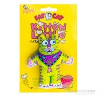 Kitty Hoots Kedi Oyuncağı Cat Kitten Little 9 Cm