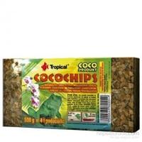 Tropical Cocochips -Hindistan Cevizi Kabuğu