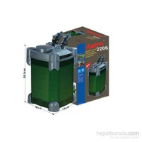 Astro 2206 Akvaryum Dış Filtre 600 Lt 8 Watt