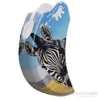Ferplast Cover Amigo Small Zebra Otomatik Köpek Gezdirme Tasması Kılıfı