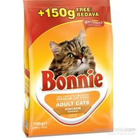 Bonnie Cat Chicken Tavuklu Yetişkin Kedi Maması 1,5 Kg