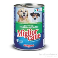 Köpek Konserve Biftek & Sebze 405 Gr