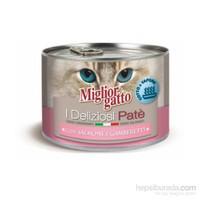 Miglior Gatto Deliziosi Somon ve Karidesli Kedi Konservesi 200 gr