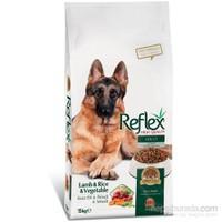 Reflex Adult Dog Kuzu Etli & Pirinçli & Sebzeli Yetişkin Köpek Maması 15 Kg