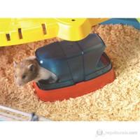 Hamster Closet - Hamster Tuvalet Seti 17x10x10