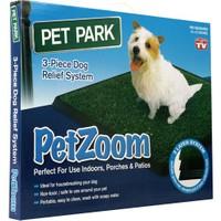 PetZoom PetPark Köpek Tuvaleti fd delist