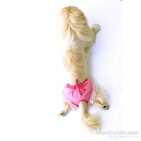 Kemique Whıte Pınk Köpek İç Çamaşırı - Regl Külot Kemique's Secret - Lingerie