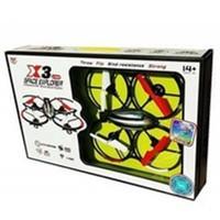 X Series X3 Space Explorer 2.4Ghz Auto Return Quadcopter