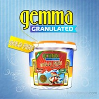 Gemma Goldfish Granulated Balık Yemi 3000 Gr. / 10 Lt.