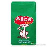 Alice Snob Kuru Tavuklu Kedi Maması 1 kg