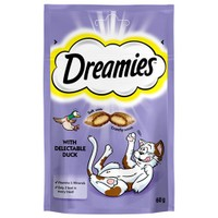 Dreamies Ördekli Kedi Ödülü 60 gr