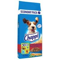 Chappi Kuru Erişkin Ekonomik - Sığır Etli&Kümes Hayvanlı&Sebzeli Köpek Maması 13,5 kg