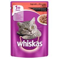 Whiskas Pouch Biftekli yaş Kedi Maması 100 gr