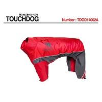 Touchdogs Monaco (S) Köpek Anorak 32*50*32 Kırmızı