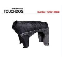 Touchdogs Monaco (S) Köpek Anorak 32*50*32 Siyah