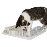 Trixie kedi zeka oyuncağı, 30×40 cm, beyaz