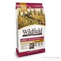 Wildfield Çiftlik Tavuklu,Ördekli Ve Yumurtalı Yetişkin Küçük Irk Köpek Maması 2 Kg