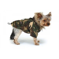 Köpek Ceket (Military) 30 Cm