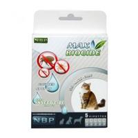 Herba Max Biocide Bitkisel Kene Ve Pire Kedi Ense Damlası 5'Li