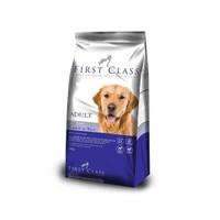 First Class Yetişkin Köpekler İçin Kuzulu Ve Pirinçli Köpek Maması 2 Kg