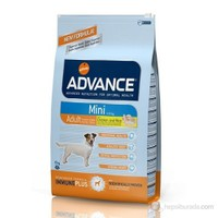 Advance Mini Tavuklu Küçük Irk Yetişkin Köpek Maması 7,5 Kg