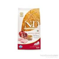 Farmina N&D Düşük Tahıllı Tavuklu Narlı Yavru Köpek Maması 2,5 Kg