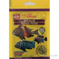 Ahm Marin Cichlid Flake Food 10 Gr. 12 Li Paket