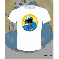 Lord T-Shirt Kurabiye Canavarı