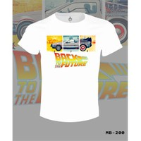 Lord T-Shirt Back To The Future 1955-1985-2015