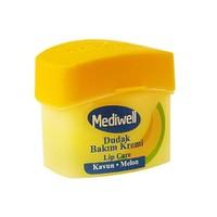 Mediwell Dudak Bakım Kremi - Kavun Aromalı