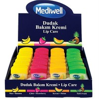 Mediwell Dudak Bakım Kremi - 24'Lü Karma Set