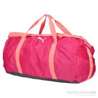 Puma Fit At Large Sports Bag Rose Red-Fluro P Çanta
