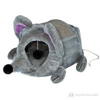 Trixie kedi tırmalama oyuncağı 35x33x65cm gri