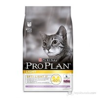Pro Plan Light Hindili Tavuklu Düşük Kalorili Kuru Kedi Maması 3 Kg
