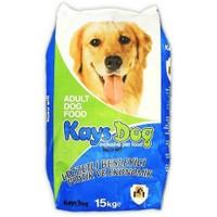 Kays Dog Kuzu Etli Pirinçli Yetişkin Köpek Maması 15 Kg
