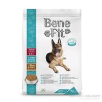 Benefit Adult Büyük Irk Kuzulu Ve Pirinçli Yetişkin Köpek Maması 12 Kg