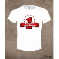 Lord T-Shirt Dünyanın En İyi Babası T-Shirt