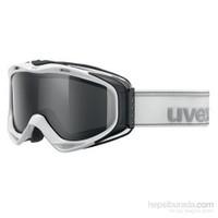 Uvex Uvision White Mat Kayak Gözlüğü