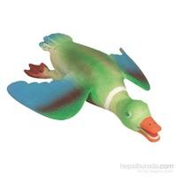 Karlie-Flamingo Lateks Ördek Köpek Oyuncağı