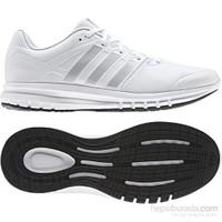 Adidas D66620 Duramo 6 Lea M Erkek Koşu Ayakkabısı Beyaz