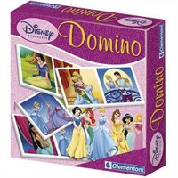 Clementoni Çocuk Domino Pocket Princess