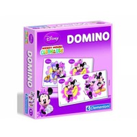 Clementoni Çocuk Domino Pocket Minnie