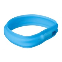Trixie Işıklı Köpek Tasması Xs-S:35Cm/30Mm, Mavi