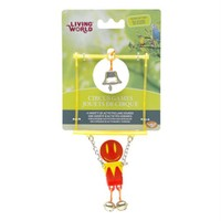 Living World Kuş Oyuncağı Trapez - Kırmızı