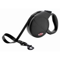 Flexi köpek gezdirme kayışı Clas Compact 3-5 Siyah kk